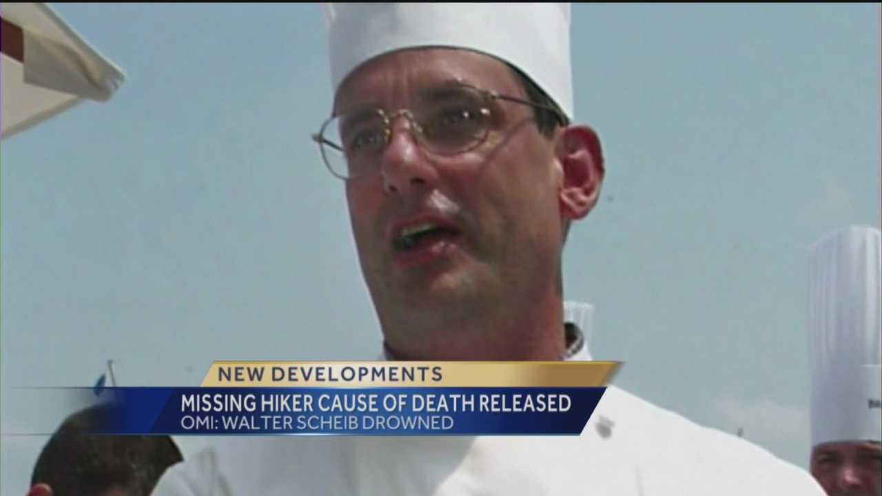 After crews found the body of a former White House chef, officials ruled his death an accident and said he drowned.