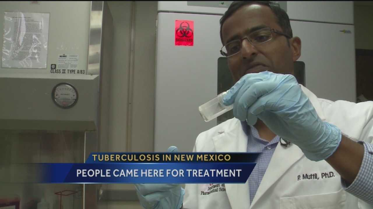 Health officials are tracking down people who may have been exposed to tuberculosis in Clovis County, a disease New Mexico has a long history with.