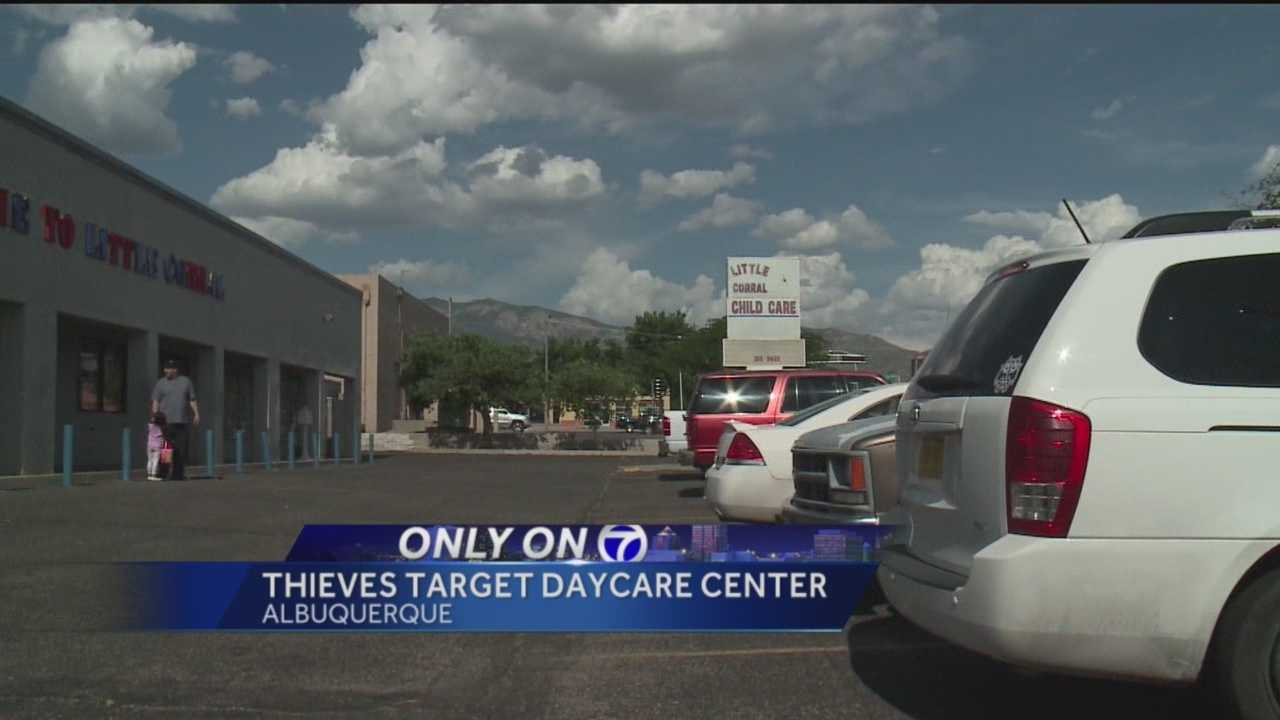 A day care center is struggling because of thieves who just wont stop.