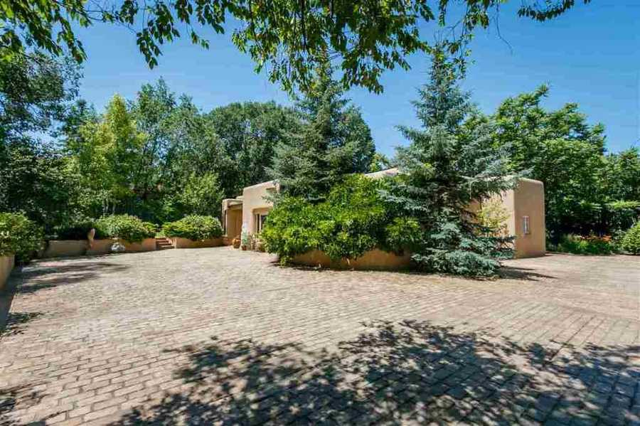 Take a look inside this 2,000 square foot home for sale in Santa Fe, N.M. that's featured on Realtor.com.