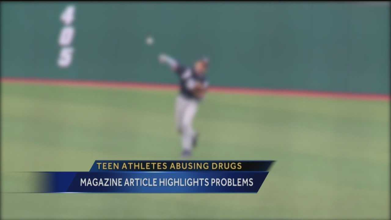 You have heard stories about drugs destroying the careers of athletes, but a new article in Sports Illustrated suggests they ruin careers before the athletes hit the professional level.