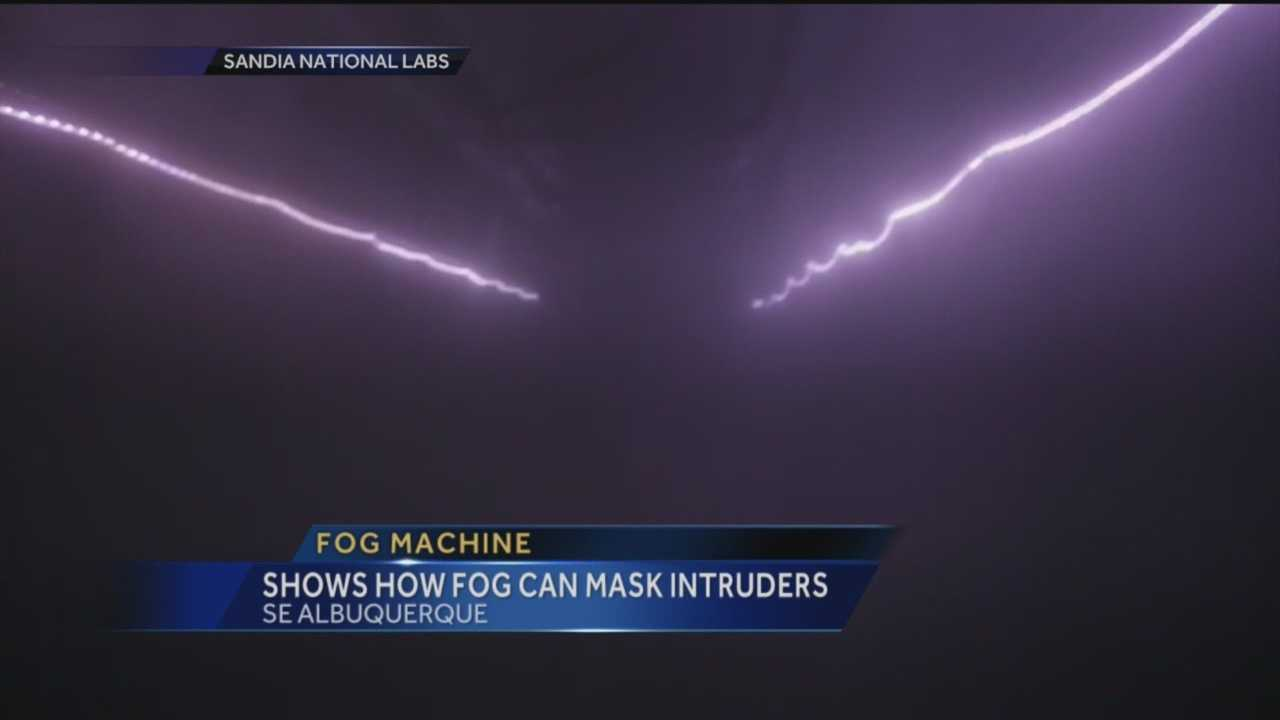 Fog can mask a military invasion or even burglars attempting to break in to someone's home. In New Mexico, scientists are trying to cut through that fog and widen visibility.