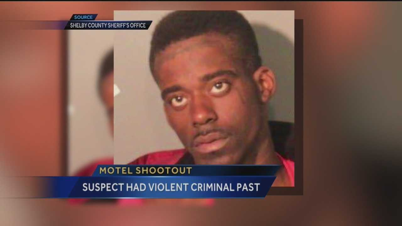 We are learning more about Tomorio Walton's past. Walton is accused of trying to rob someone at gunpoint last week.