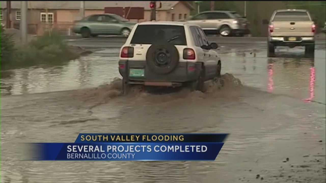 South Valley Flooding Projects
