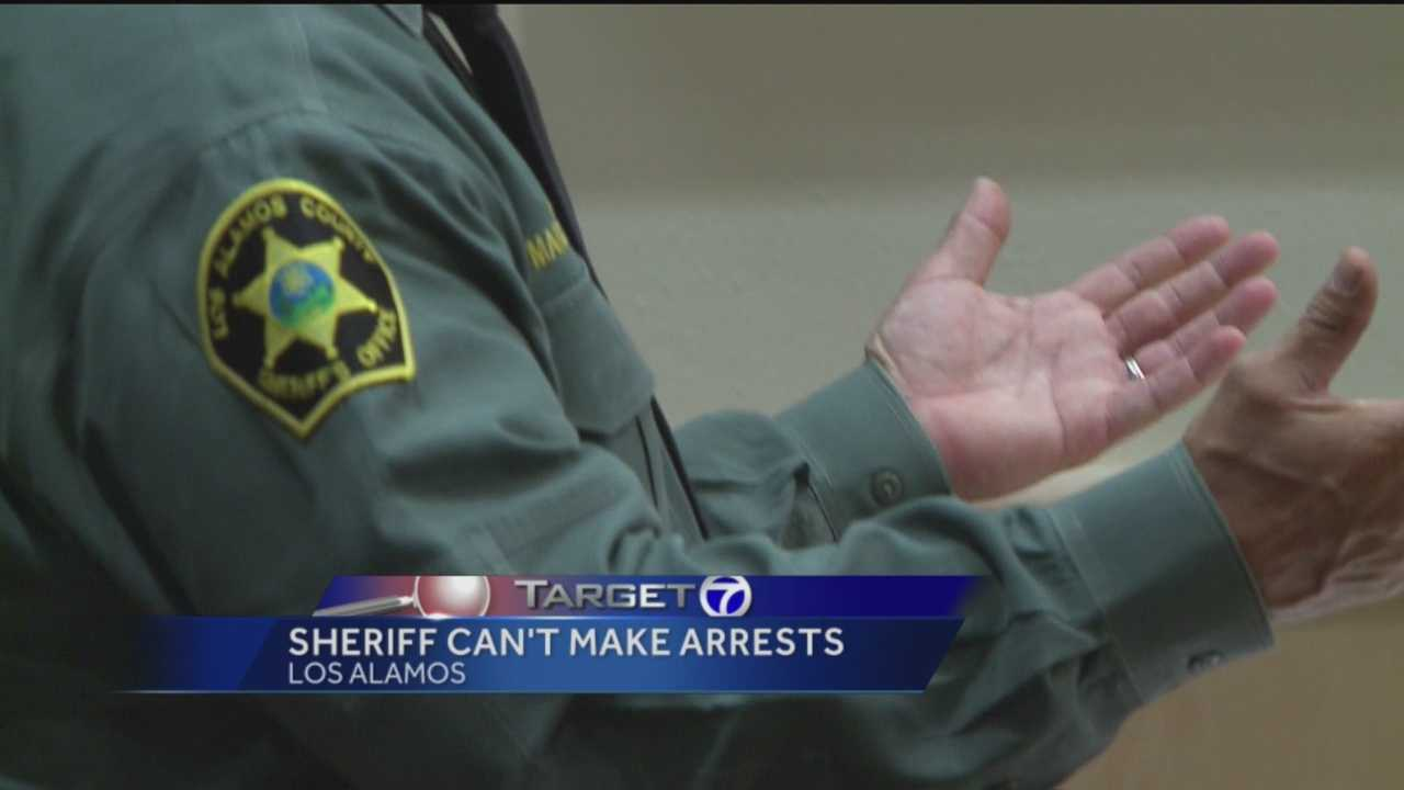 Things got pretty heated at a Los Alamos County meeting Tuesday night.