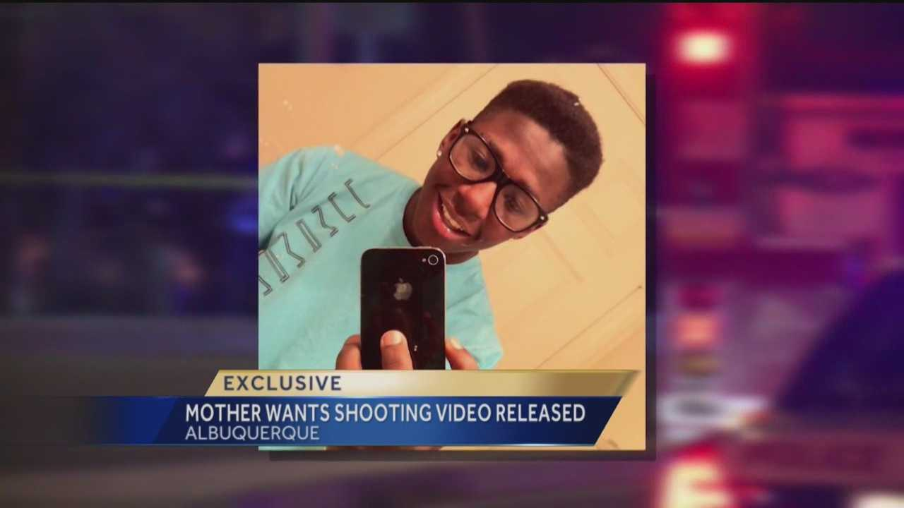 The Mother of Jaquise Lewis is suing the Albuquerque Police Department.