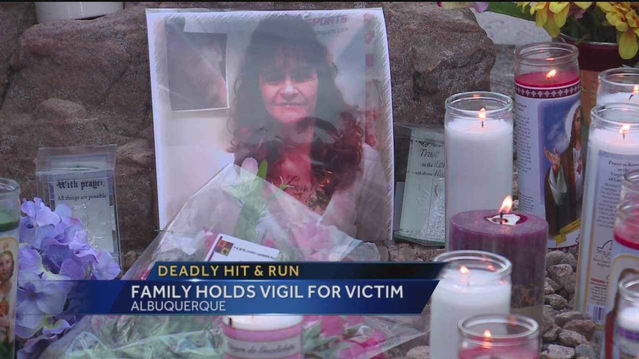 The family of a woman who was killed in a hit-and-run early Thursday morning wants the person responsible for her death to come forward.