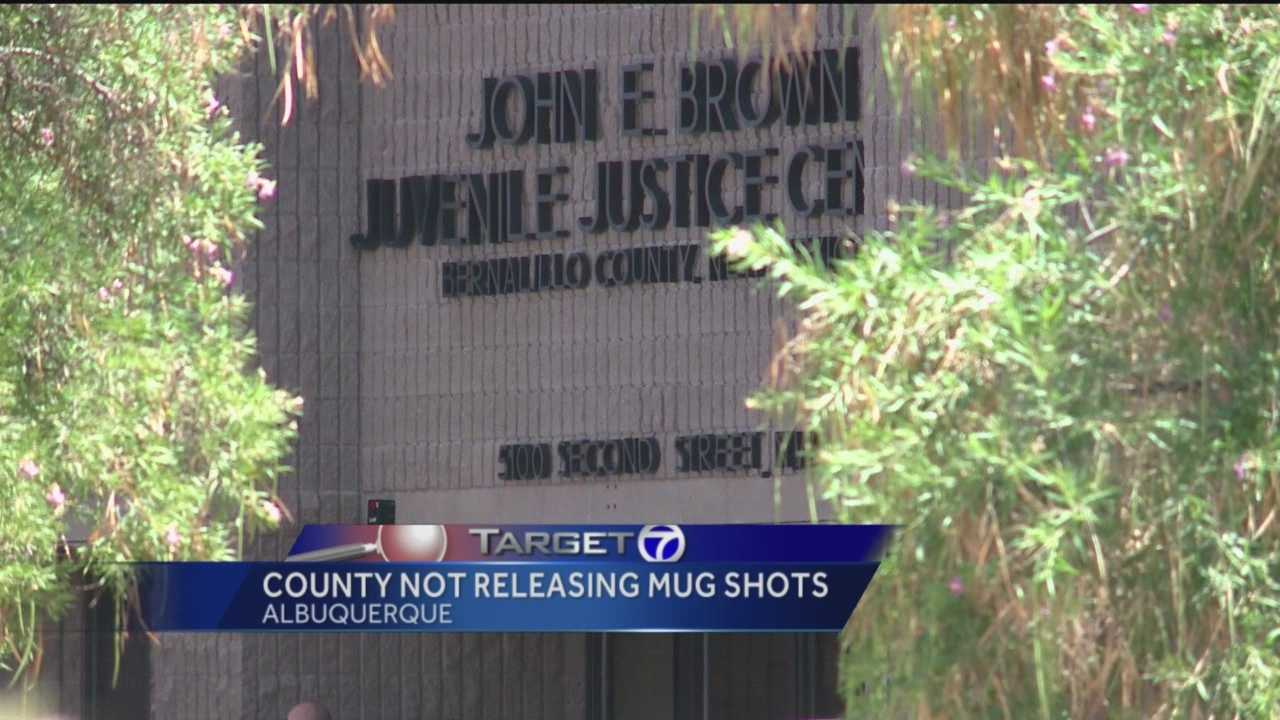 As of May, mug shots of juveniles arrested for violent crimes in Bernalillo County will no longer be released.