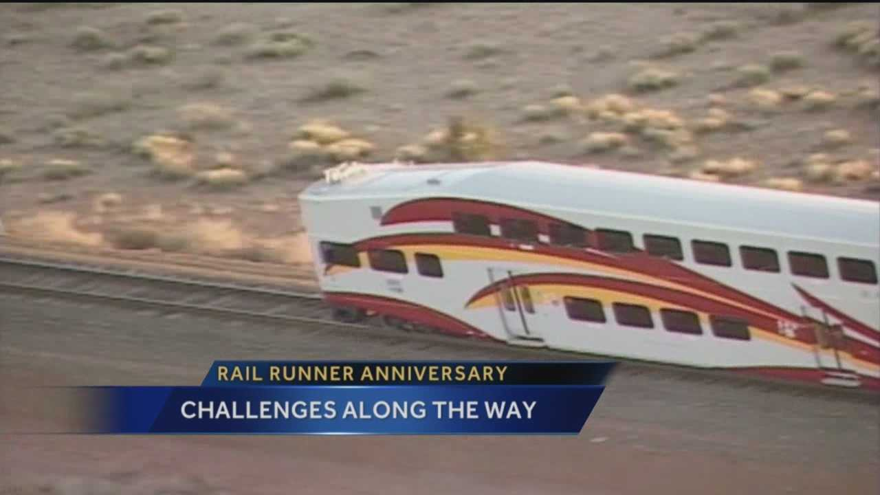 Rail Runner 9th Anniversary