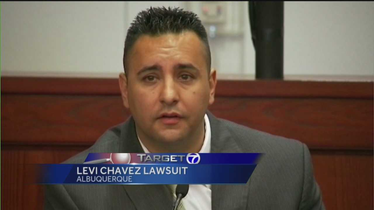 Levi Chavez, the man acquitted of murder in the death of his wife, is suing a slew of law enforcement and government officials.