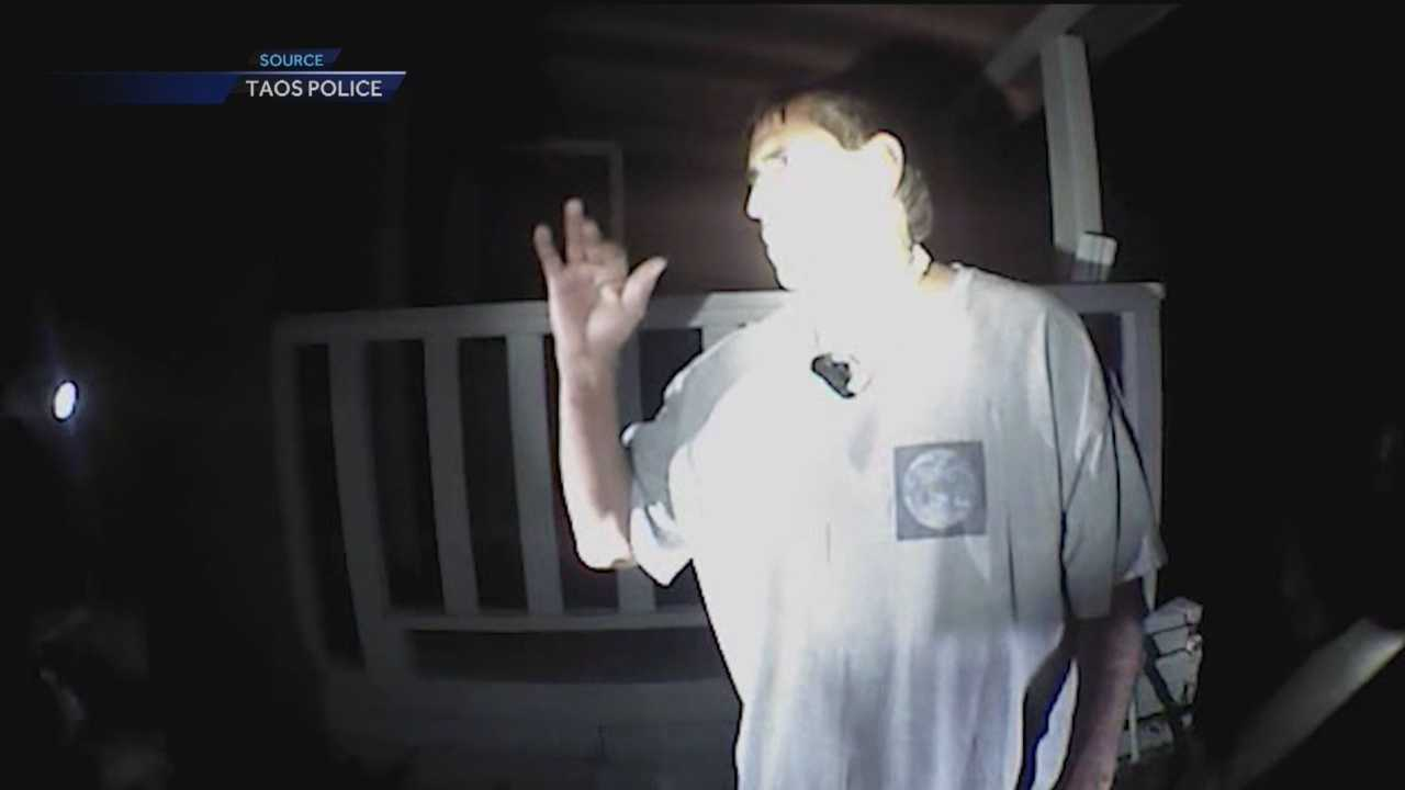 A Taos man says he will sue police over his June arrest.