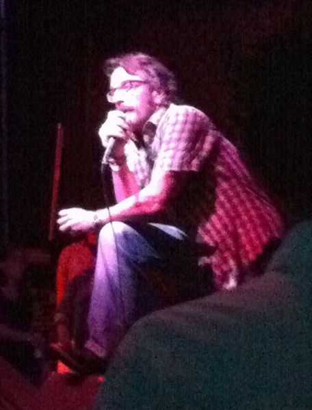Comedian Marc Maron graduated from Highland High School.