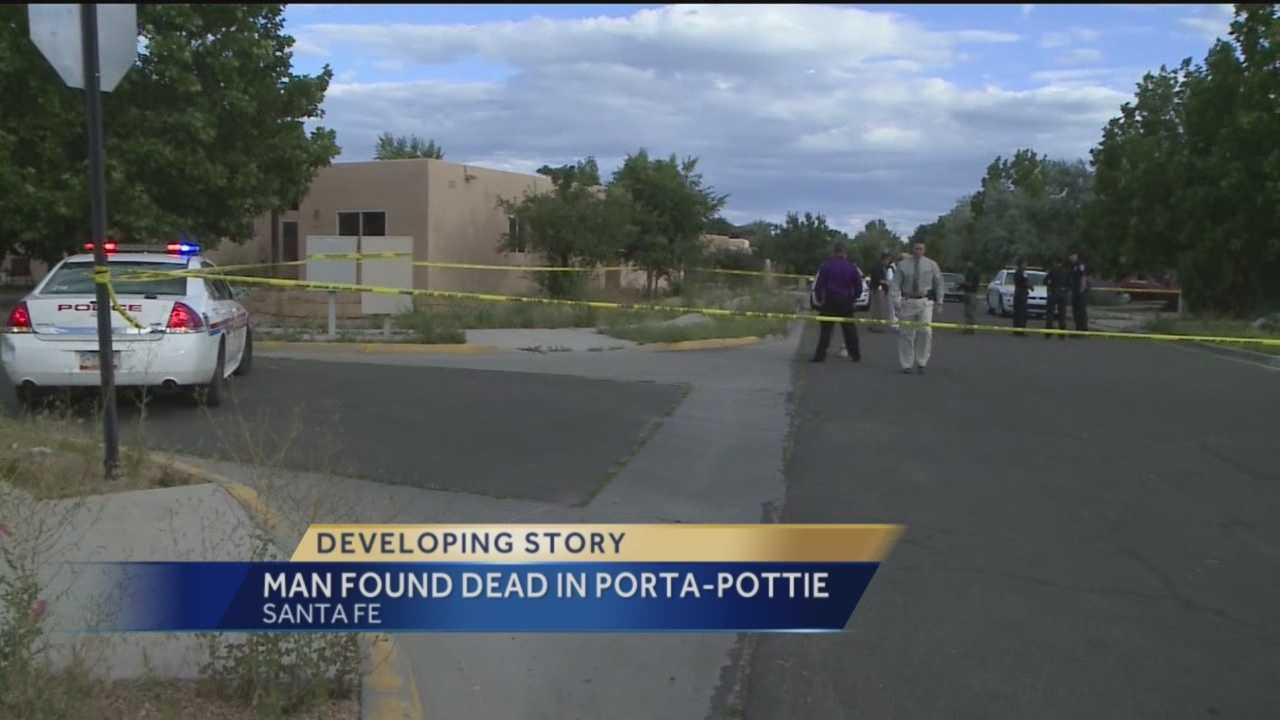Santa Fe police are investigating a death they're calling suspicious.