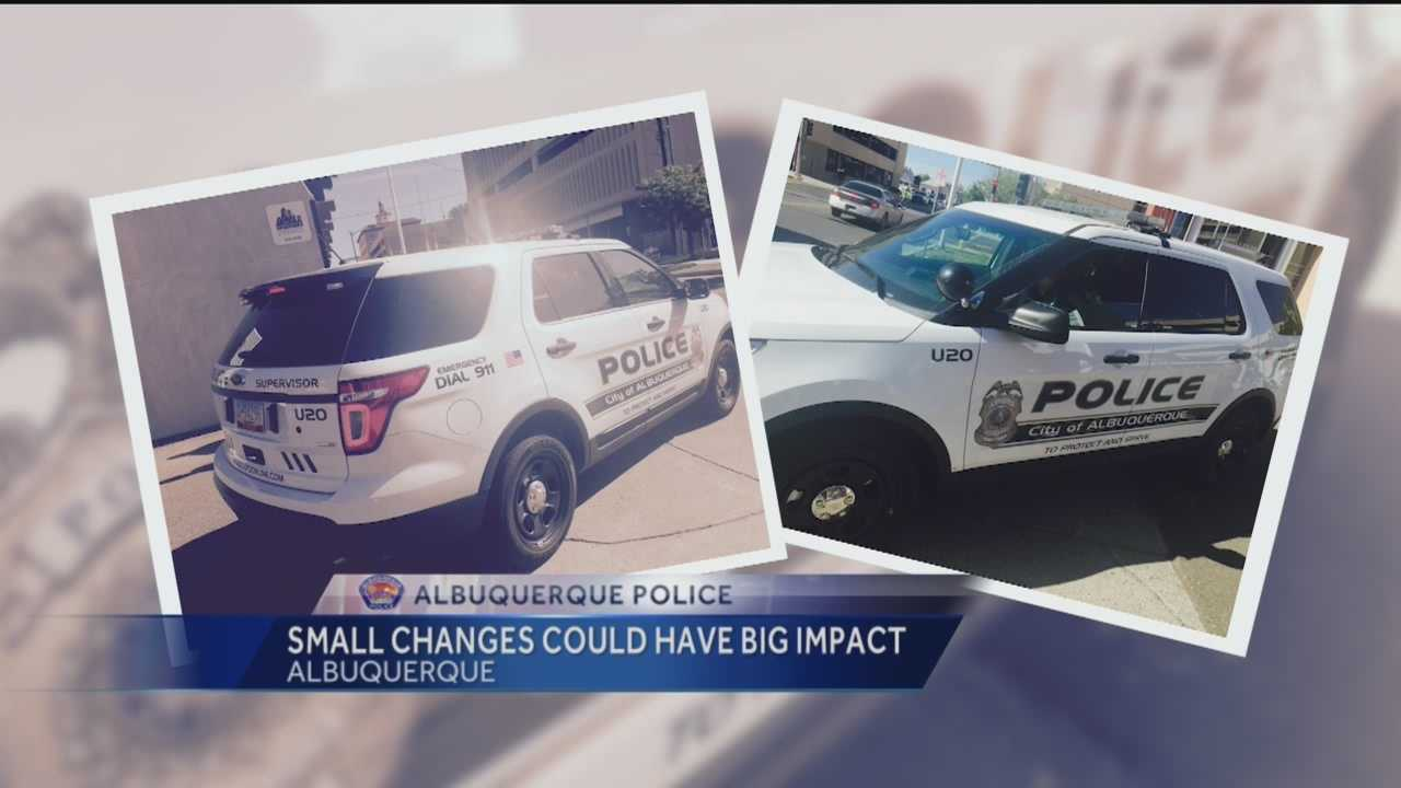 More changes are coming to APD following the DOJ investigation.