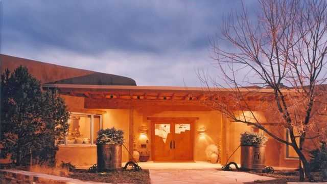 Take a look inside this 8,100 square foot home that's for sale in Santa Fe and featured on Realtor.com