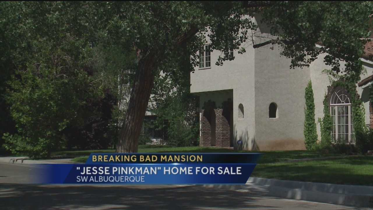 A house prominently featured on the hit show Breaking Bad is for sale and the realtors have been swamped with calls.