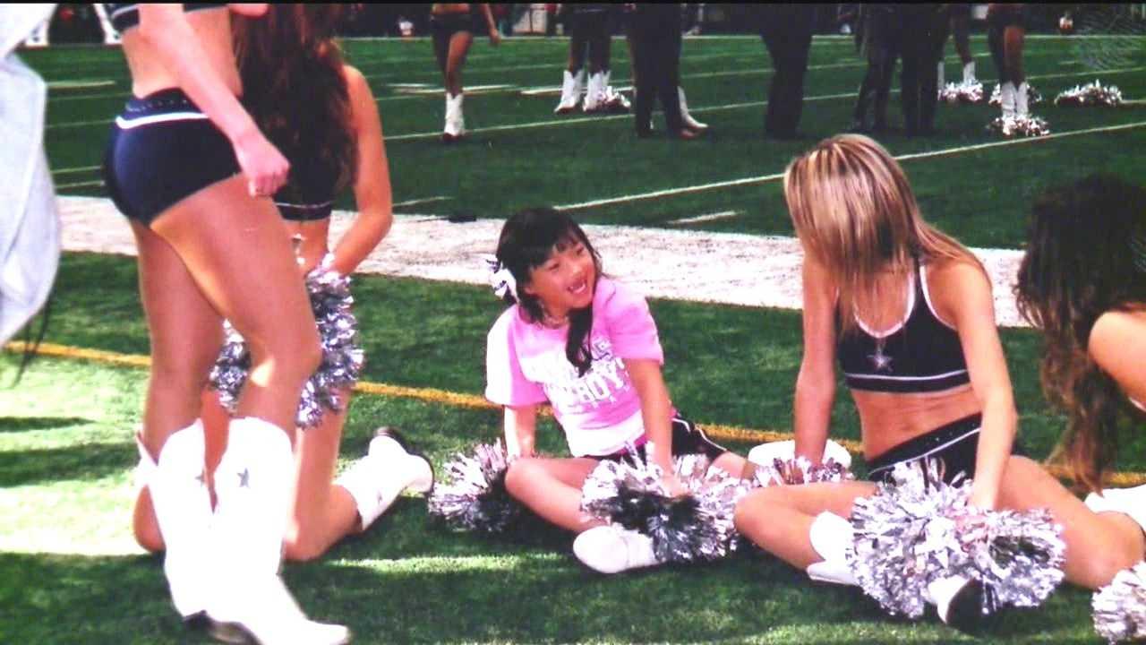 Mylyn Beakley, 9, has been through a lot.