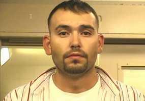Rafael Molina Jr. mugshot No. 9