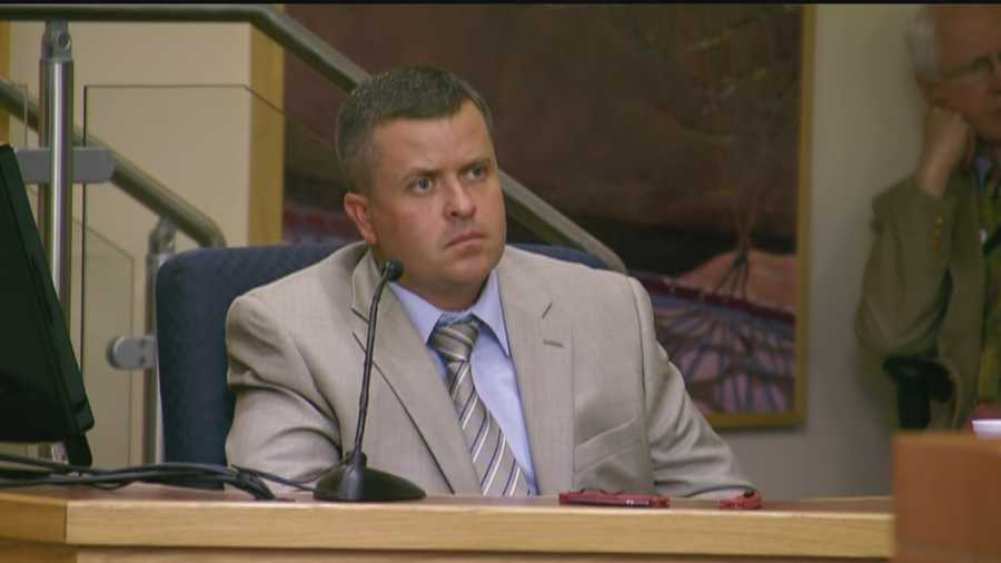 The second witness was open space officer John McDaniel. He was one of the first officers to come into contact with Boyd.