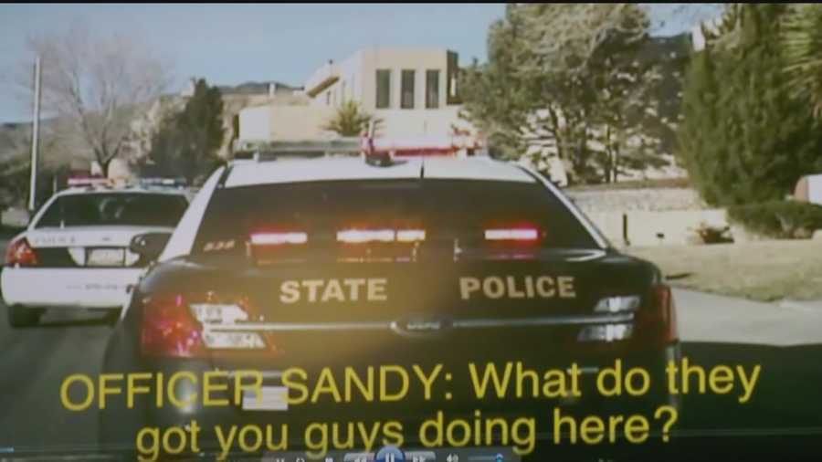 The state cleared up the audio tape, and said Sandy never intimated that he was going to shoot Boyd in the genitals.