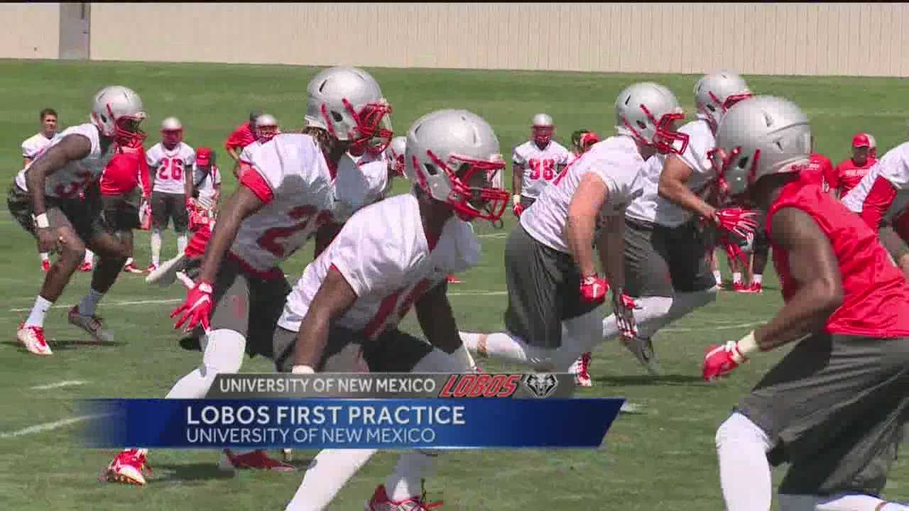 Could this be the year the lobos make it back to a bowl game?