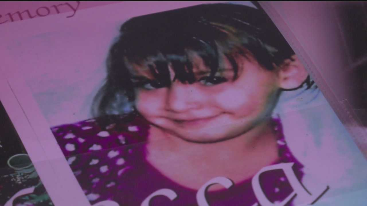 One of the people accused in the death of a 3-year-old girl is nowhere to be found.