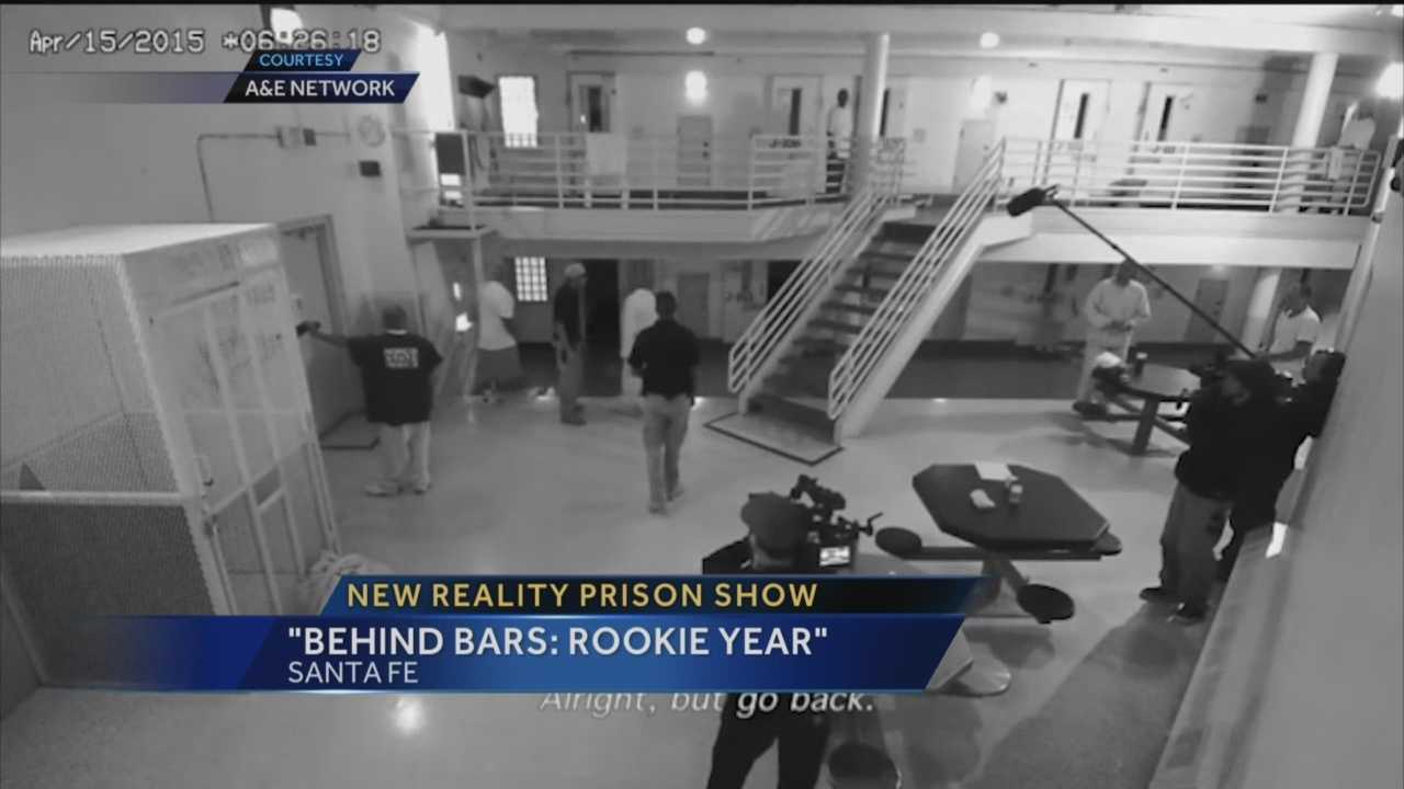 The program will follow corrections officers during their first year on the job. Reporter Lida Alikhani has the story.
