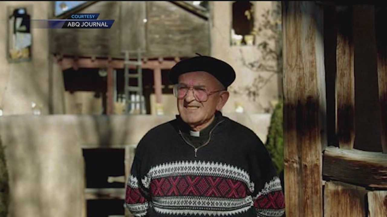 A former rector of the Santuario de Chimayo has died.