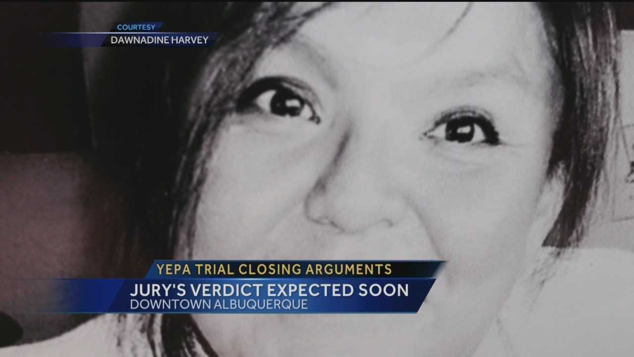 A trial years in the making may soon allow a family to have some closure.