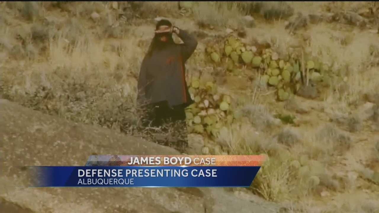 On the fourth day of the James Boyd case preliminary hearing, the defense worked hard to prove what police did right.