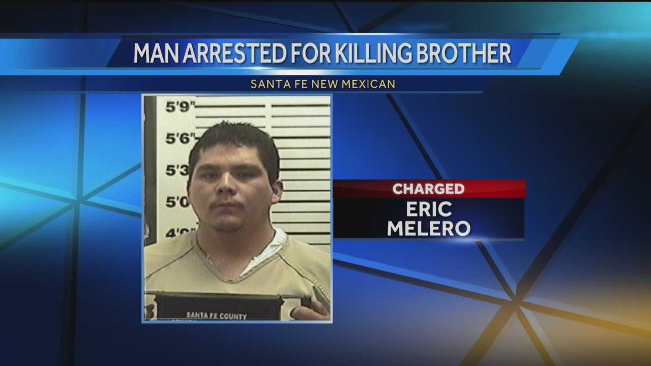 A Santa Fe man faces a voluntary manslaughter charge after police said he killed his own brother.