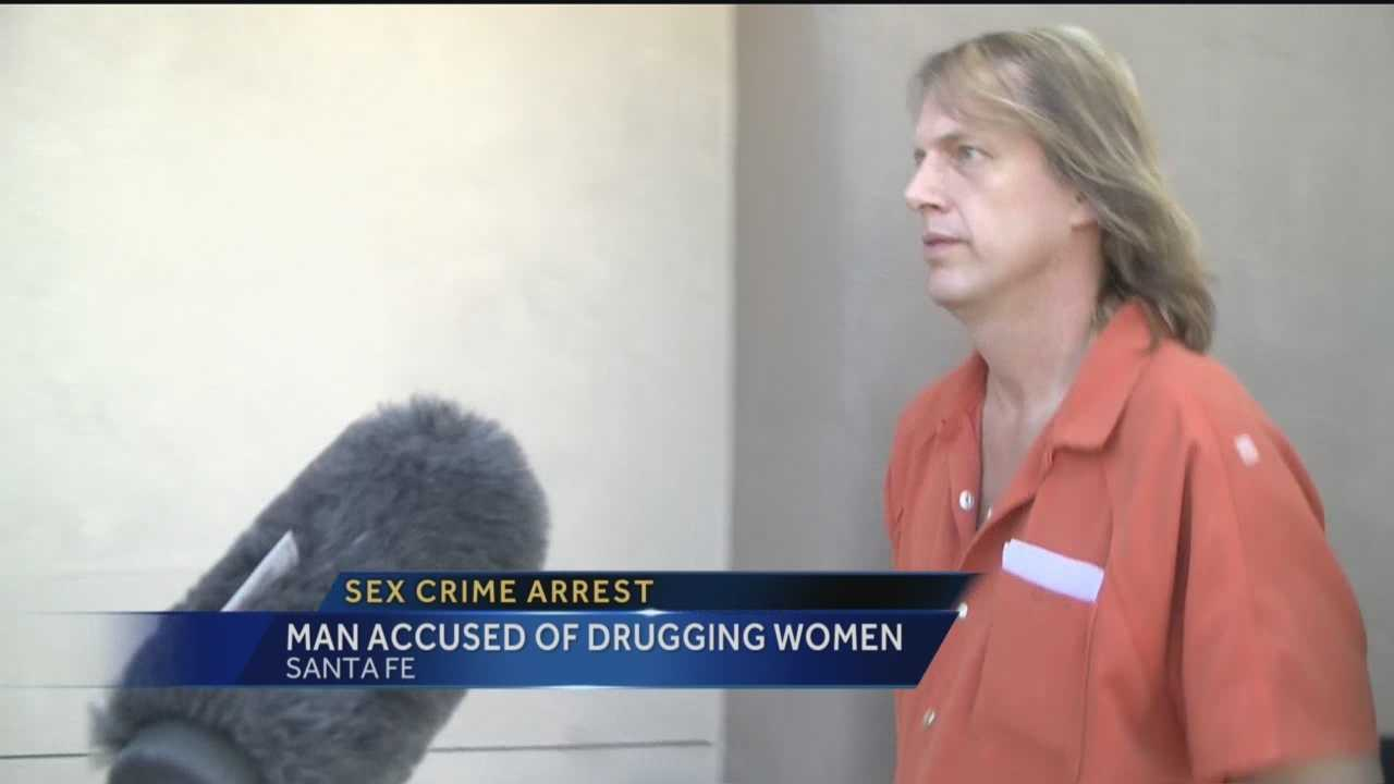 Santa Fe police said they believe a man drugged women and sexually assaulted them while they were unconscious.