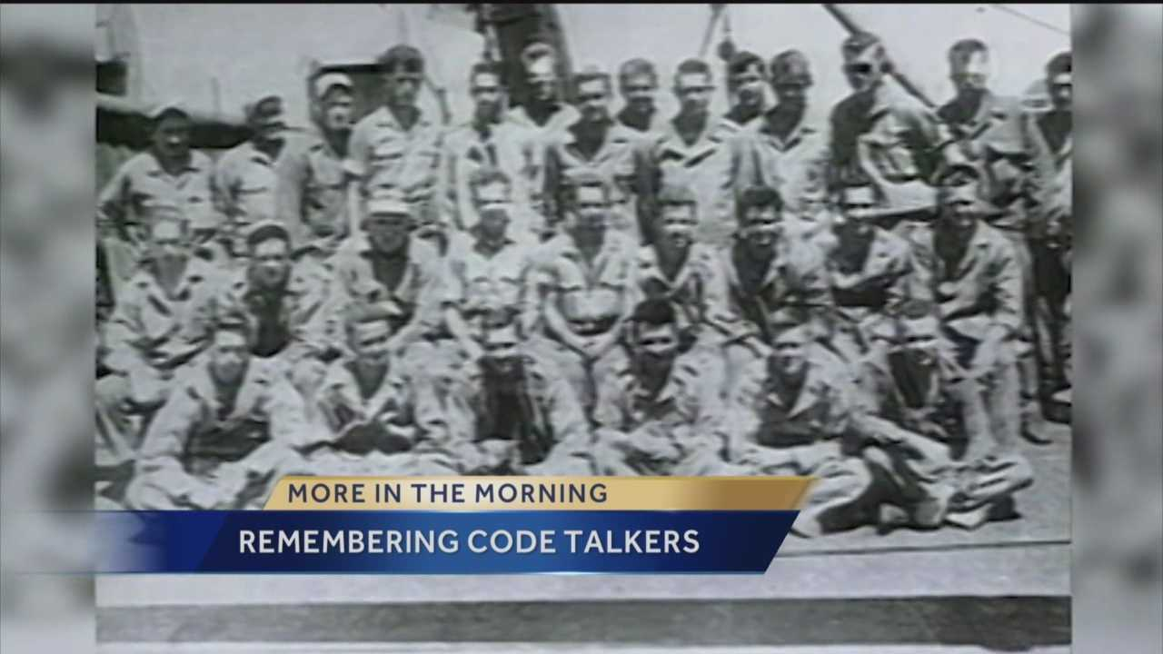 Remembering Navajo Code Talkers