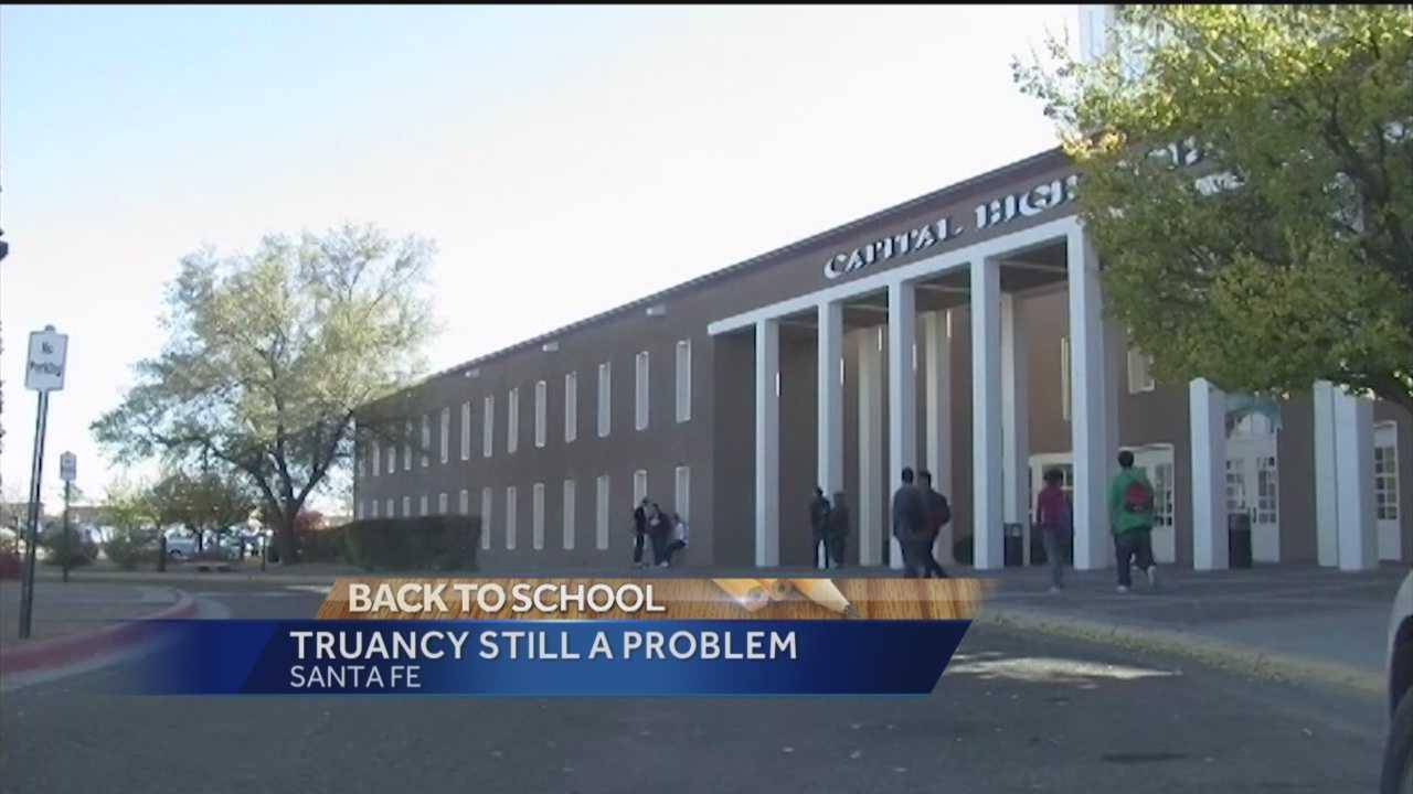 Santa Fe Truancy Problems