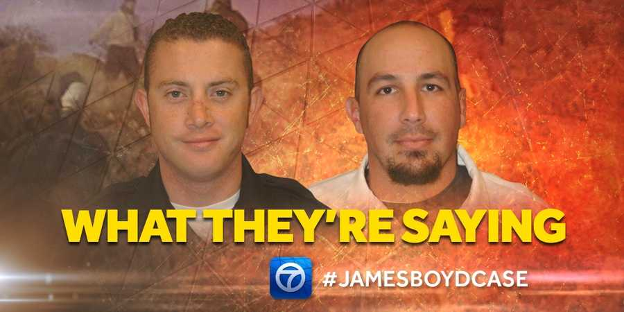 See what the city officials and legal experts have to say about Tuesday's ruling in the James Boyd Case.