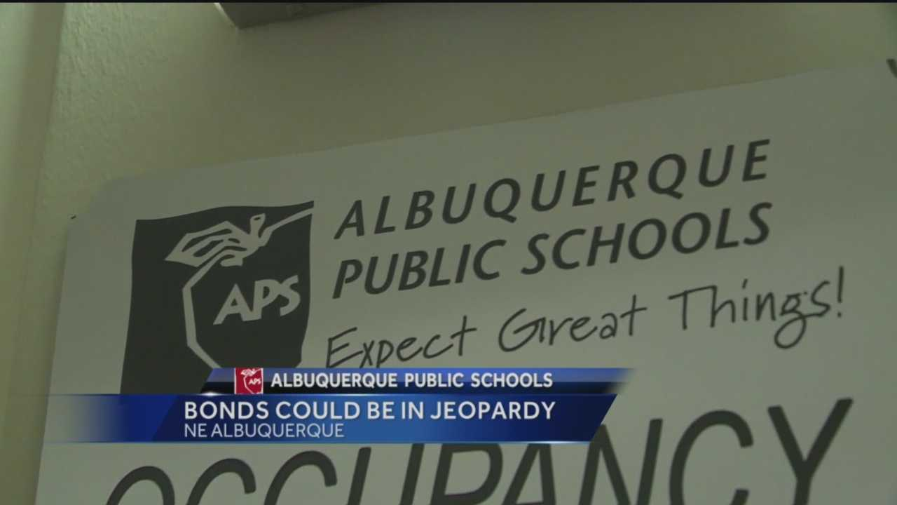 The Albuquerque Public School district is currently missing two of its top officials, and that could mean trouble for the district's bottom line.