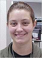 Air Force 1st Lt. Tamara Long Archuleta died March 2003. She was 23.