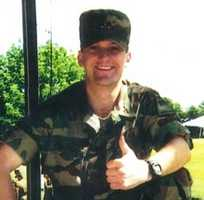 Captain Todd Christmas died on Nov. 28, 2004. He was 26.