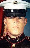Marine Lance Cpl. Chad R. Hildebrandt died on Oct. 17, 2005. He was 22.