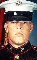 Marine Lance Cpl. Chad R. Hildebrandt died on Oct. 17, 2005. He was 22.