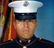 Lance Cpl. Emilian D. Sanchez died on Jan. 21, 2007. He was 20.