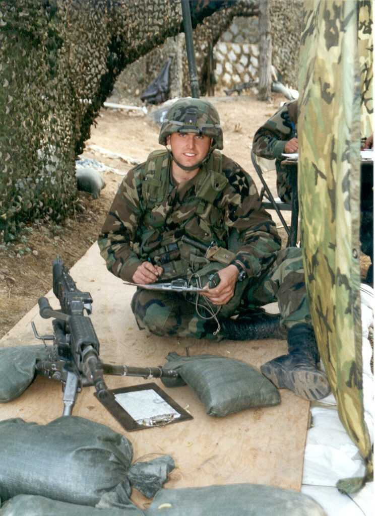 Army Sgt. Joel Lewis died on May 6, 2007. He was 28.