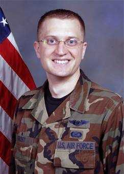 Kirtland Air Force Base Staff Sgt. Christopher Frost died on April, 3, 2008. He was 24.