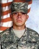 Army Spc. Tony Carrasco Jr. died on Nov. 4, 2009. He was 25.