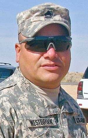 National Guard Sgt. Marshall Westbrook died on Oct. 1, 2005. He was 43.