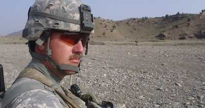 Army Sgt. 1st Class James E. Thode died on Dec. 2, 2010. He was 45.