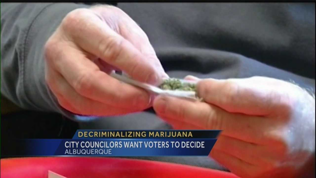 This year Albuquerque voters may finally get a shot at deciding whether to decriminalize marijuana.
