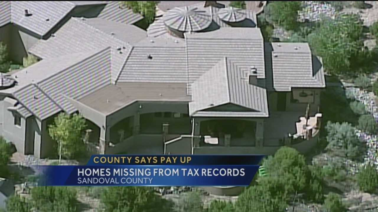 Some homeowners in Sandoval County are paying big bucks this summer.