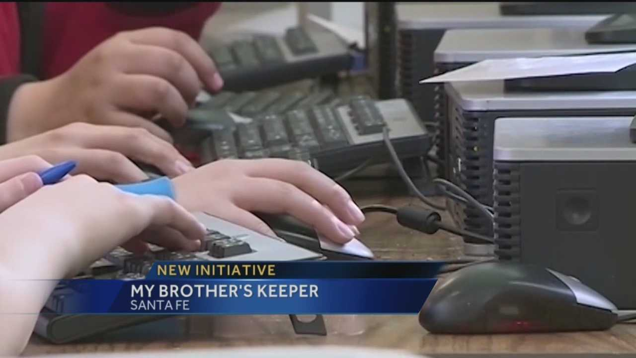 The Santa Fe City Council has voted unanimously to become a My Brother's Keeper community, an initiative launched by the president last year.