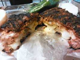 Juicy Lucyta by u local user Flip521. CLICK HERE for the recipe.